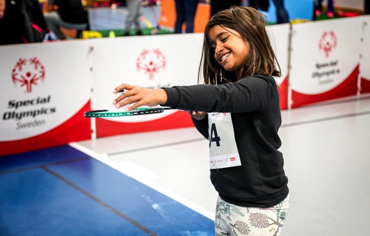 School Days är prova på-idrottsdagar för särskolan.