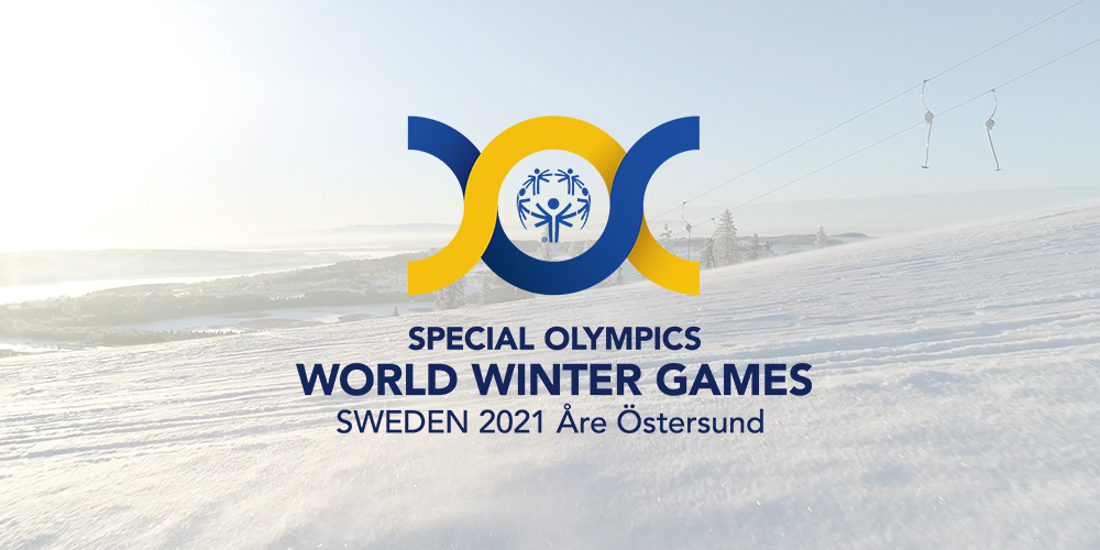 Special Olympics World Winter Games 2021.