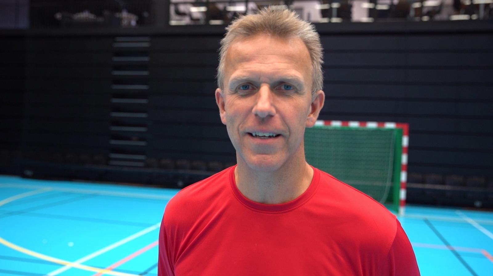 Bengt-Inge Annerfeldt, lärare på barn och fritidsprogrammet på Ystad gymnasium.