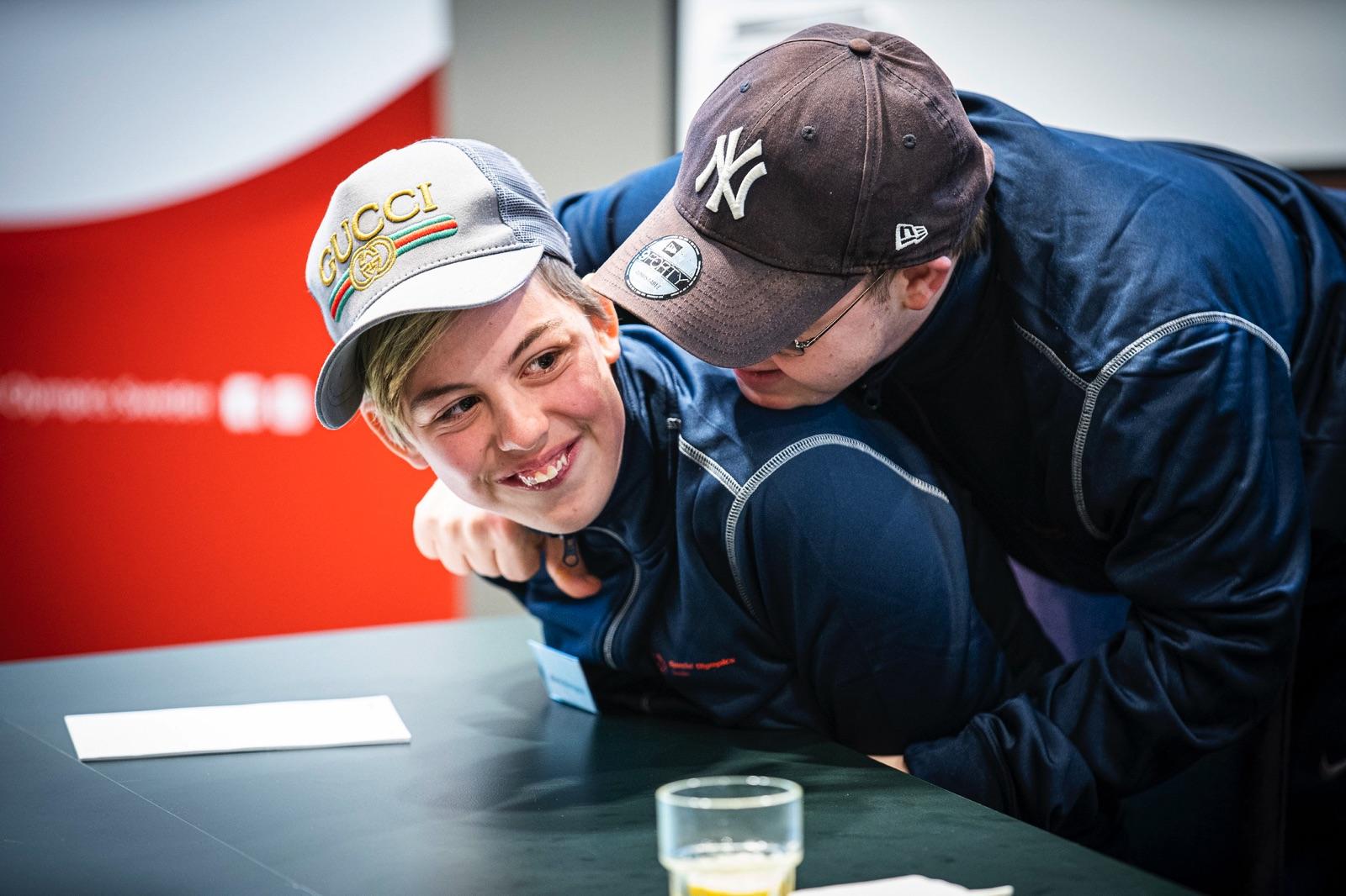 Special Olympics Sverige har fått sina första ambassadörer.