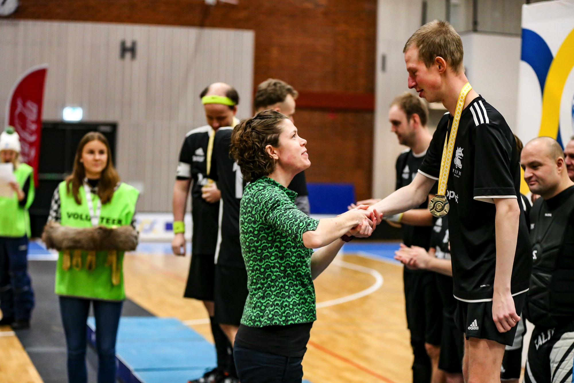 Gerda Nilsson Tjernström, Games Director Special Olympics Sweden Invitational Games 2020.