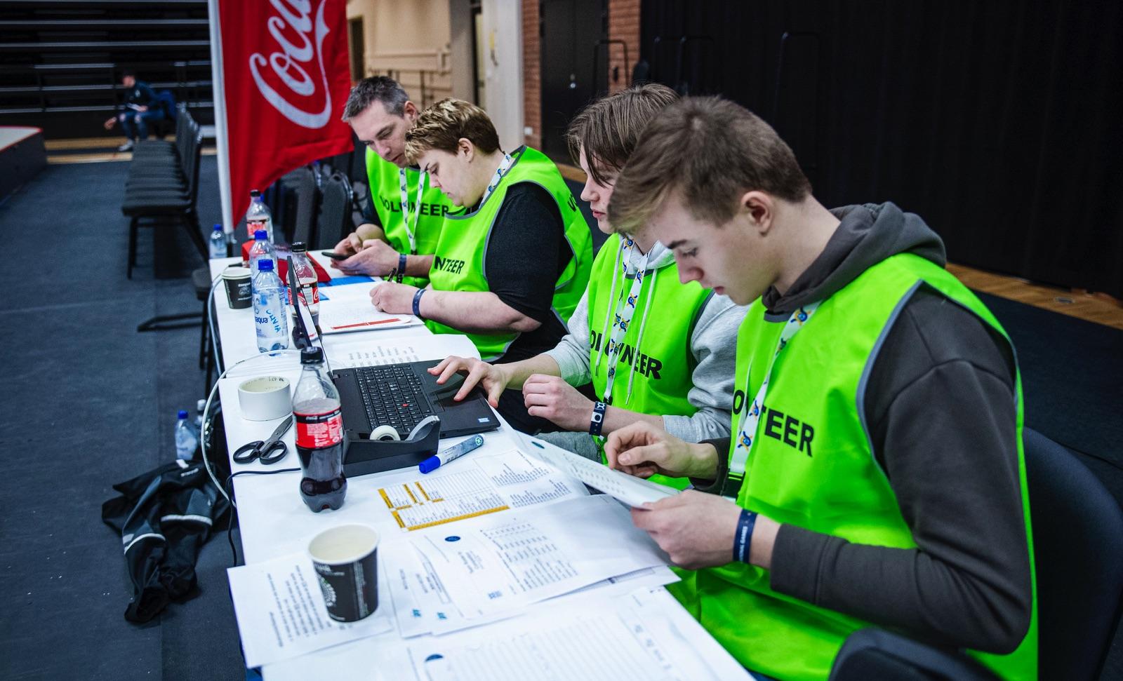 Special Olympics och IFF bryter ny mark.