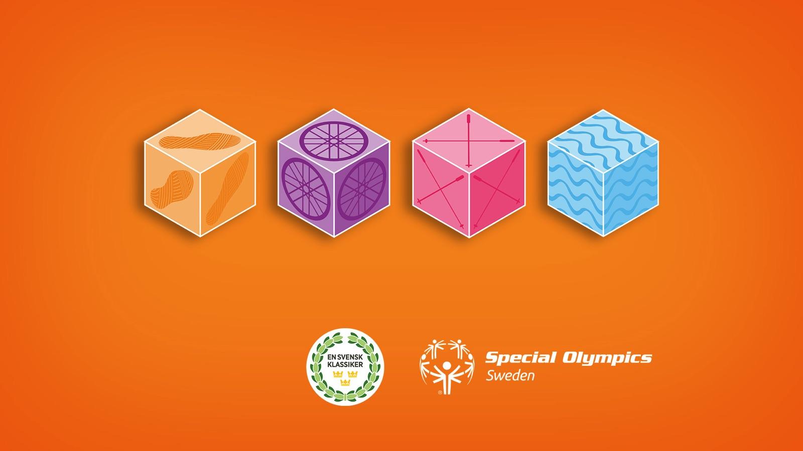 Special Olympics-Klassikern.
