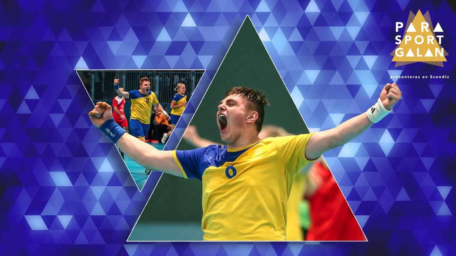 Blir det tredje gången gillt för Ricky Landgraff? Handbollsspelaren är återigen nominerad till Årets prestation inom Special Olympics på Parasportgalan.