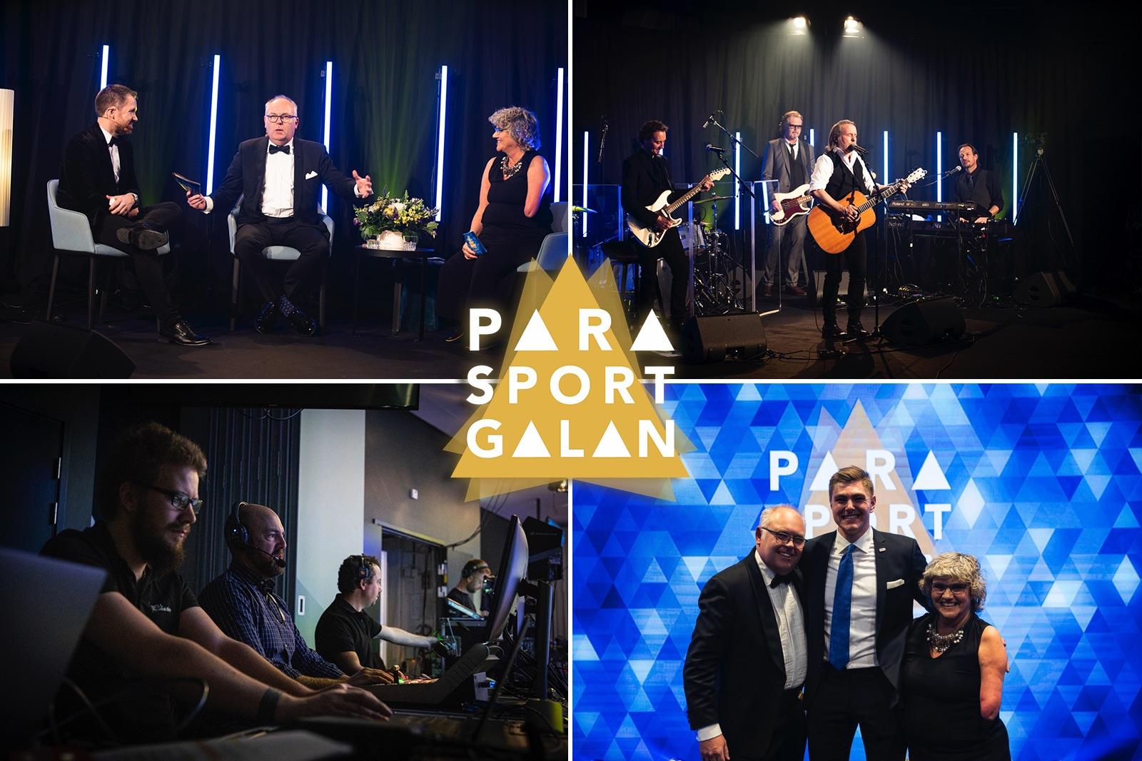 Svenska Parasportgalan 2020.