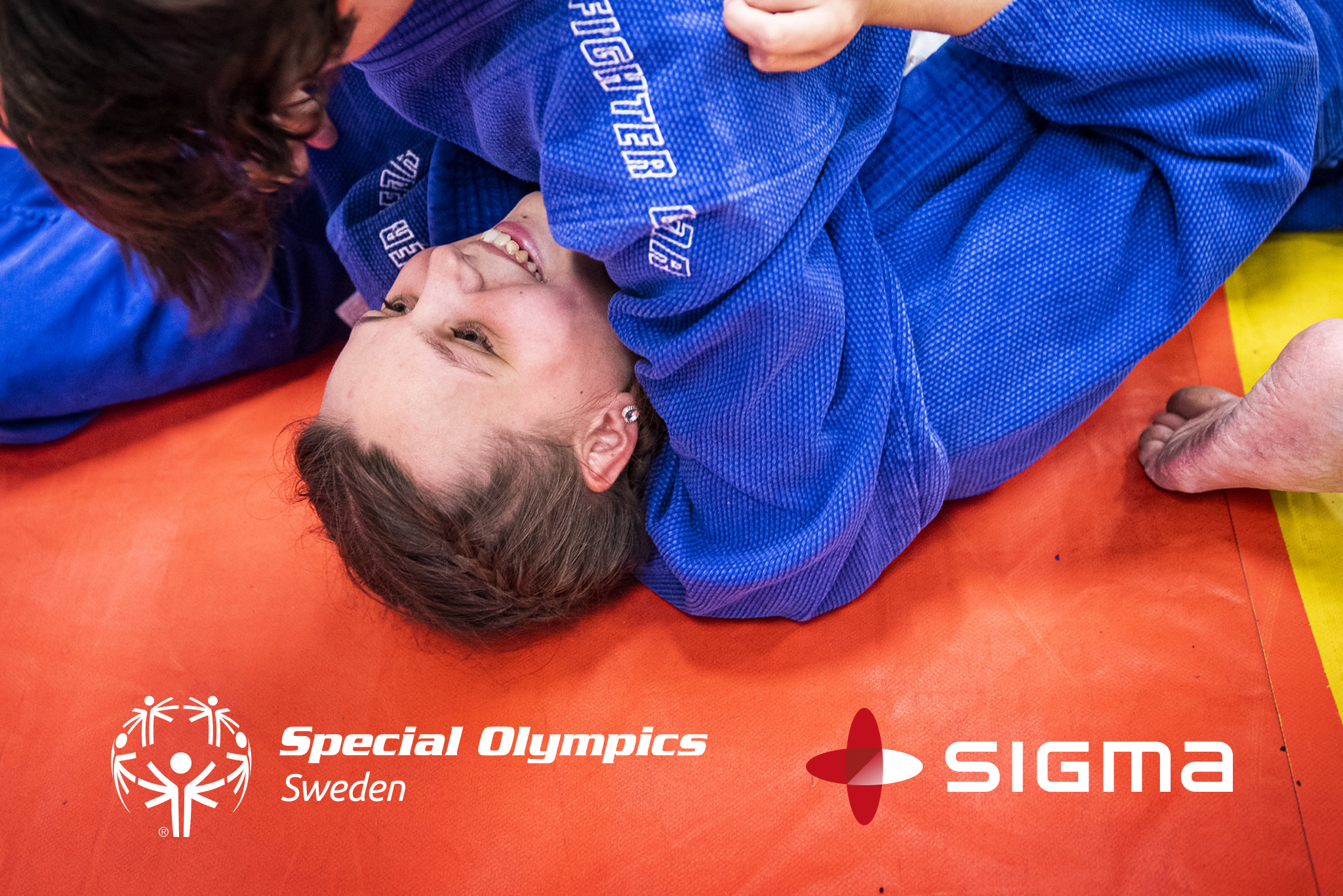 Sigma blir huvudsponsor för Special Olympics Sverige.